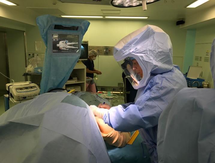 人工肩関節置換術(RSA)(腱板断裂性関節症)